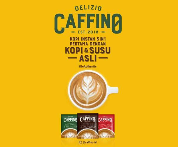 Caffino Coffee website Interactive