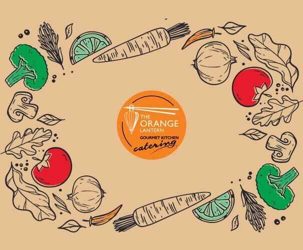 DigitalAdva - OrangeLantern Catering ordering system website development